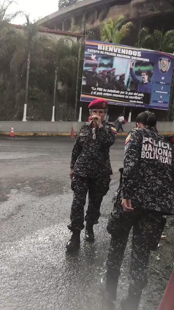 NO SE JUSTIFICA!!. Pero todo esto es consecuencia de la falta de voluntad de los malos dirigentes venezolanos.