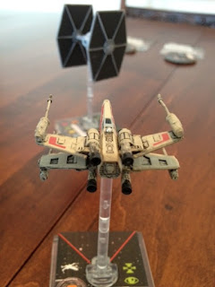Star Wars X-Wing and TIE Fighters