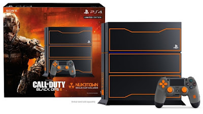 PS4 Call of Duty: Black Ops III Limited Edition