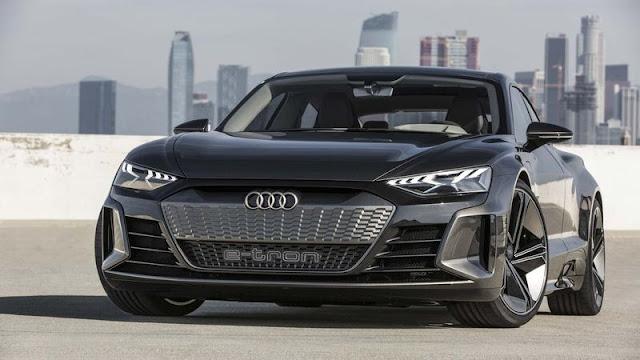 Audi e-tron GT eléctrico aparece de la mano de 'Iron Man' (Video)
