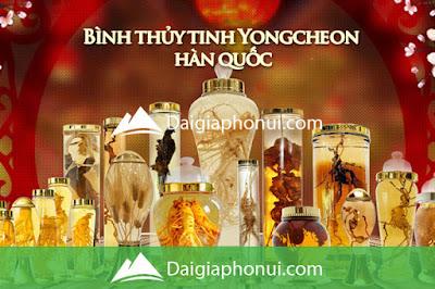 BÌNH NGÂM RƯỢU HÀN QUỐC GIÁ RẺ TẠI TPHCM - YONGCHEON GLASS, JINSUNG GLASS, KUMGANG GLASS - DAI GIA PHO NUI - DAIGIAPHONUI.COM