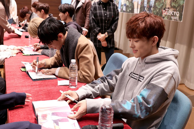Fansigning