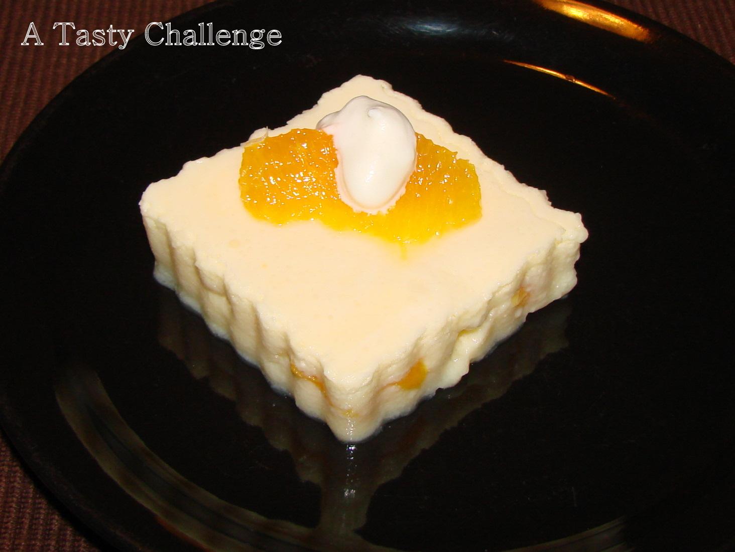 Xmas Cake Recipe In Malayalam: A Tasty Challenge.....: Orange Pudding