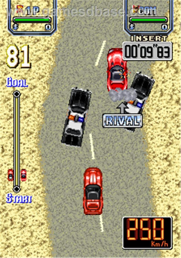 Lethal Crash Race+arcade+game+portable+videojuego+descargar gratis
