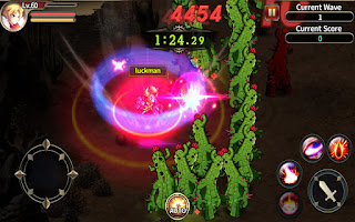 ZENONIA S Rifts In Time Mod Apk Attack speed 3x