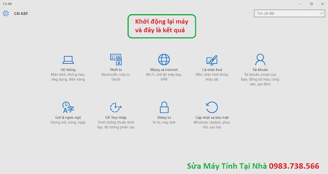 Việt hóa win 10 -H09