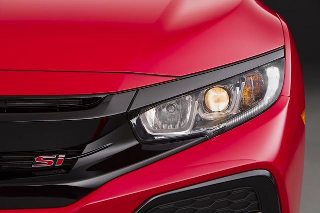 Honda Civic Si 2018: torque revelado