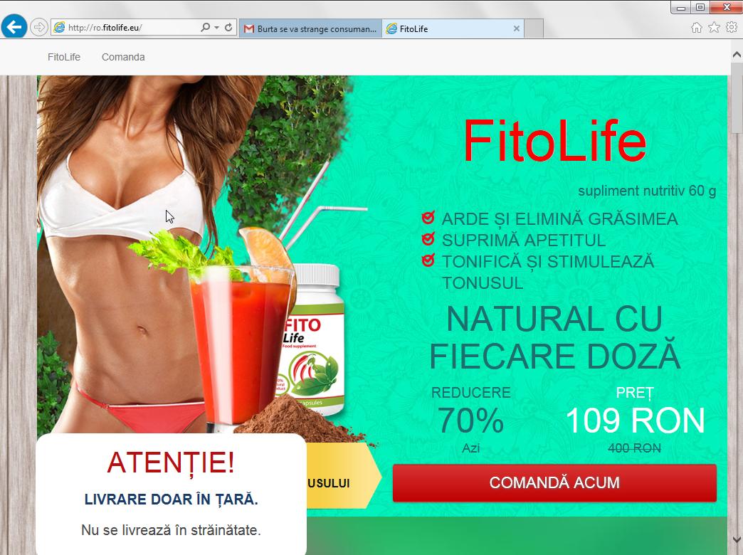 pierderea în greutate prin e- mail spam cum pot să- mi scot talia