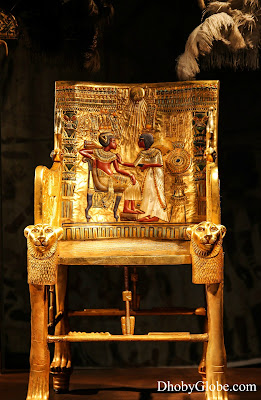 King Tut chair