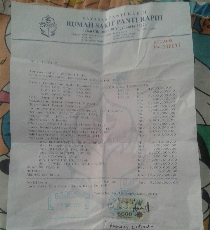 Bpjs Batal Naik: Pengalaman Menggunakan BPJS: Penyelamat Dikala Kena