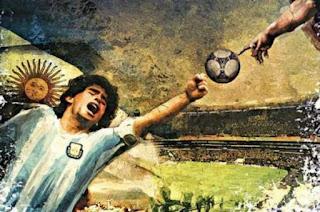 Ο Ντιέγο Αρμάντο Μαραντόνα έχει σήμερα γενέθλια. Χρόνια πολλά Ντιέγο!
