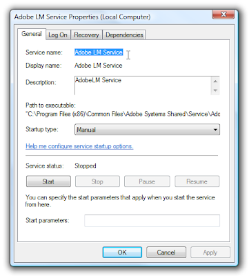how to delete service windows