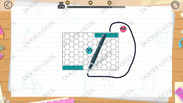 Love Balls Level 124 Cheats, Walkthrough, Solution 3 stars, for updated version
