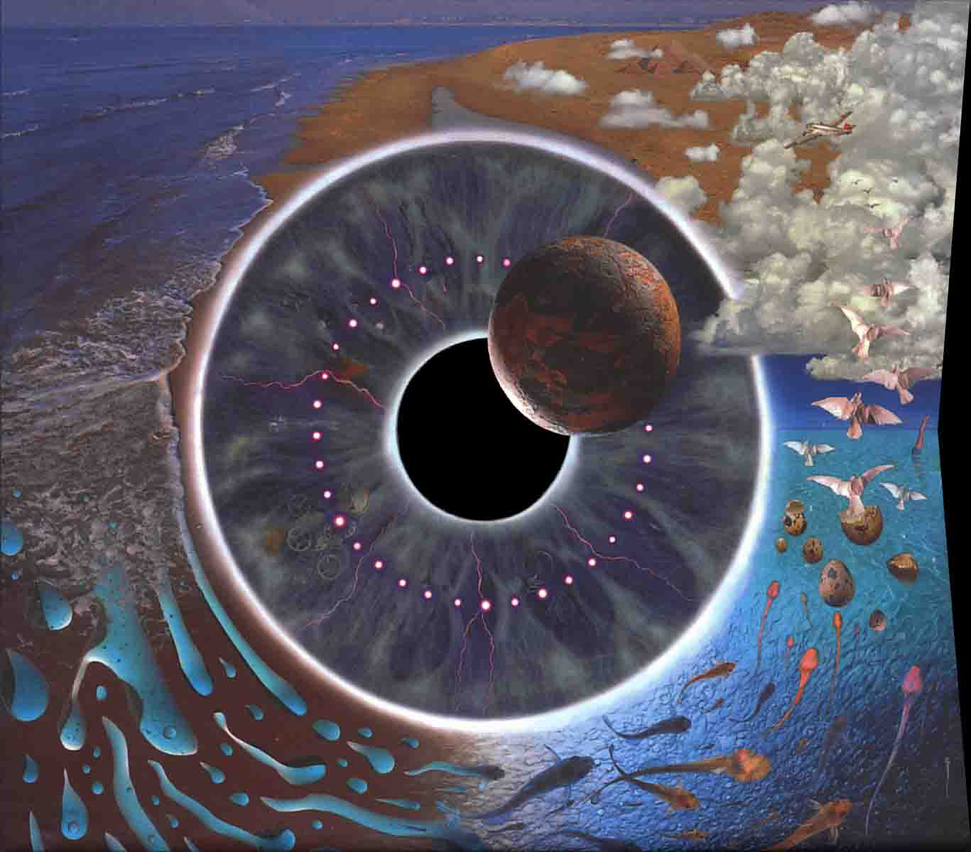 Pink Floyd Pulse Wallpaper
