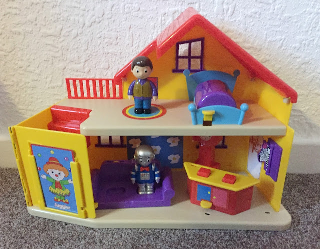Justins House Playset Review