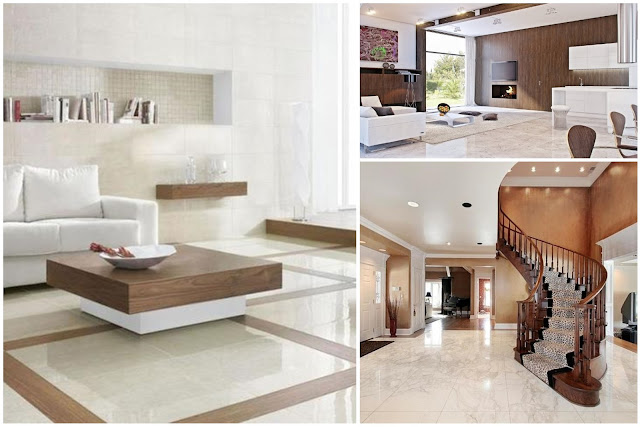Flooring: Marble Strength And Attractiveness Of Moroccan Ceramics
