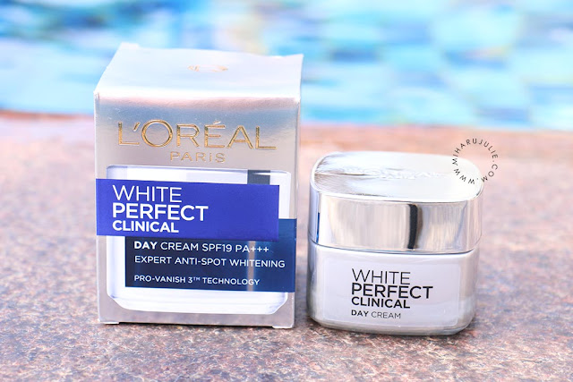 White Perfect Clinical Day Cream review