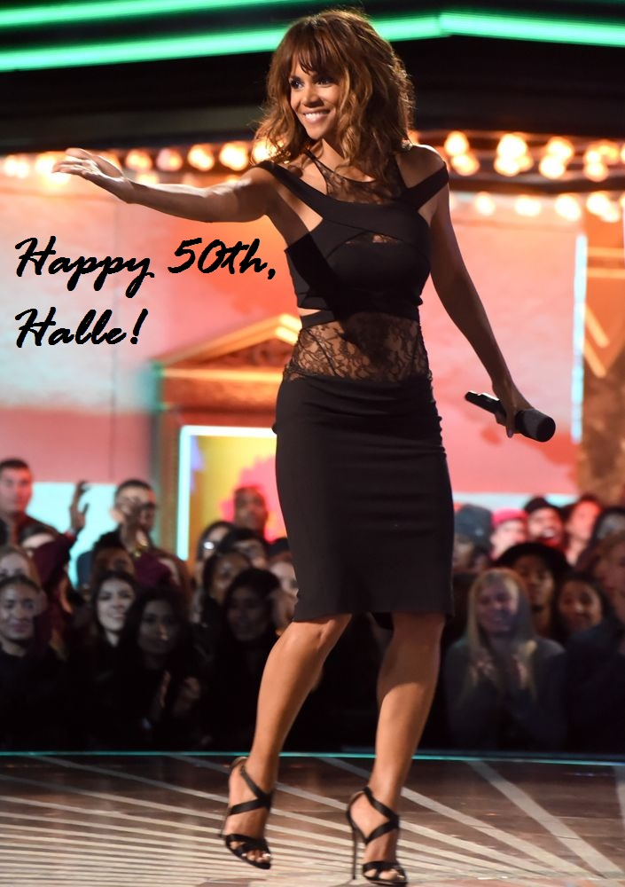 Dell On Movies Happy 50Th Halle Berry-6749