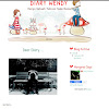 Download Template Diary Teen Love Story Ipietoon Blogger Template