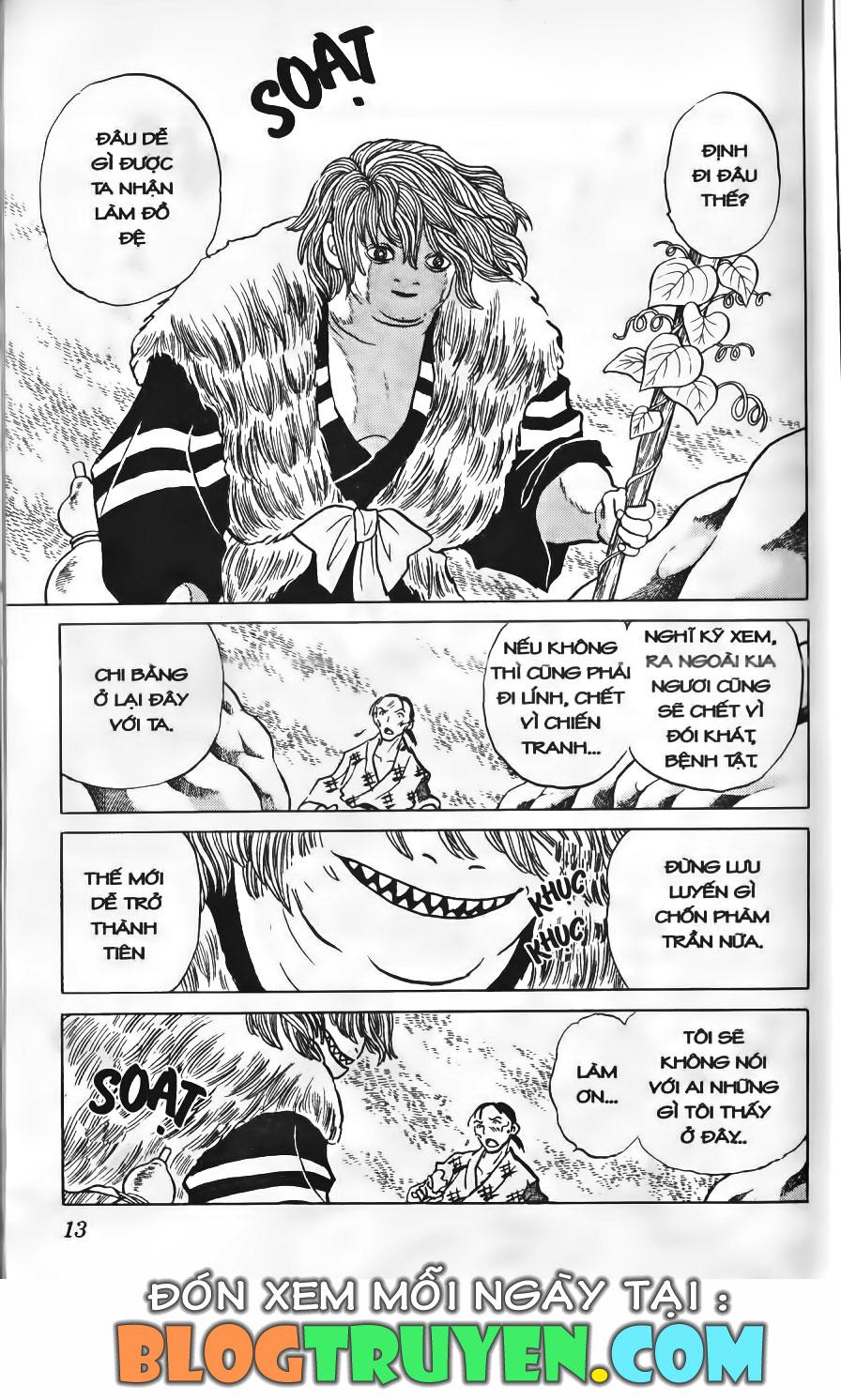 Inuyasha vol 09.1 trang 12