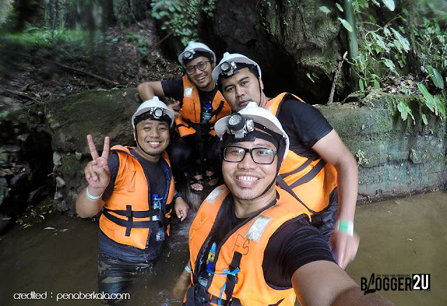 Pengalaman Terokai 6th Mile Tunnel - Lost World of Tambun