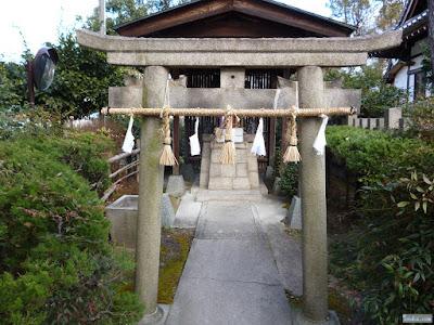 恵比須社鳥居
