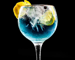 chatograto - hacer un gintonic