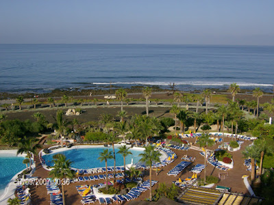 Parque Santiago IV Hotel
