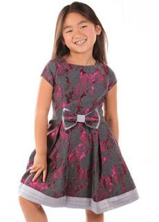 Model baju batik anak perempuan usia 7 tahun