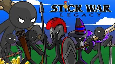 Stick War: Legacy Apk + Mod (Unlimited Gems) Download