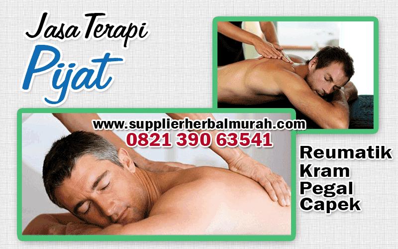 Jasa Terapi Pijat REFLEXI Surabaya