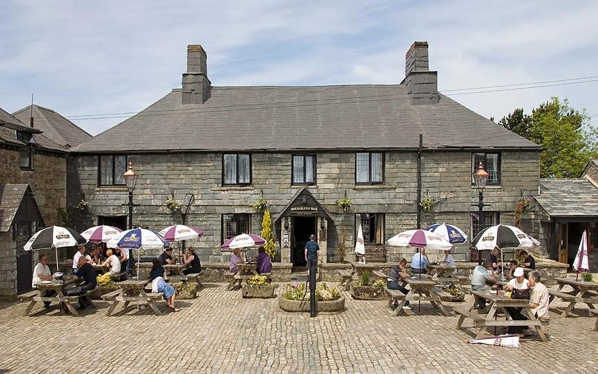 The Jamaica Inn di Inggris