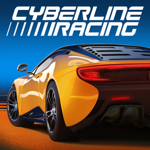 Cyberline Racing MOD APK+DATA-1