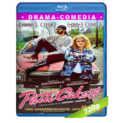 Patti Cakes (2017) BRRip 720p Audio Trial Latino-Castellano-Ingles 5.1