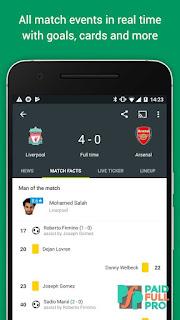 FotMob Live Football Scores Unlocked APK