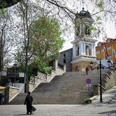 Iglesia de la Virgen María, Plovdiv, Bulgaria