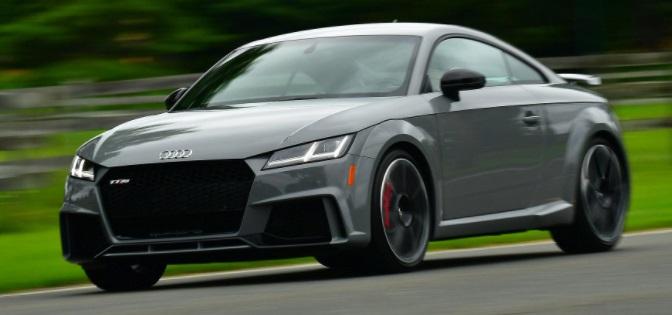 Harga Mobil Audi TT