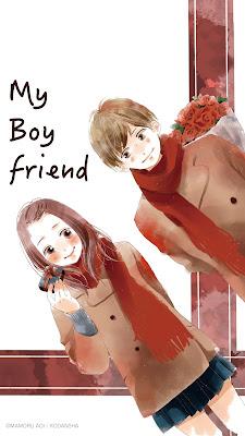 My boyfriend de Mamoru Aoi