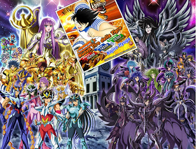Saint Seiya Cosmo Fantasy Captain Tsubasa iOS Android free to play