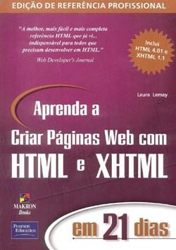 Curso - Aprenda A Criar Páginas Web Com Html E Xhtml