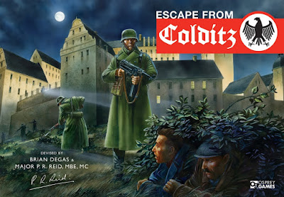 Colditz Castle - World War II.
