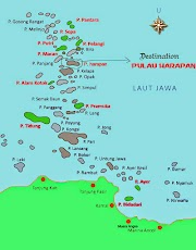 Lokasi Pulau Harapan