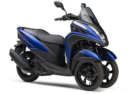 Yamaha Tricity 125 Price In Thailand Tested On The Road