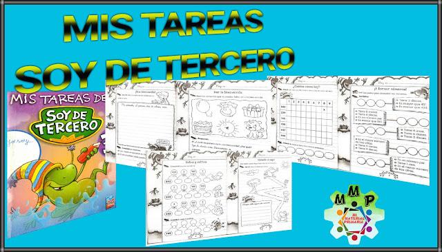MIS TAREAS DE: SOY DE TERCERO - 3°
