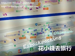 麗山海景皇宮度假酒店谷茶灣 地圖