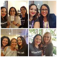 Amigas bloggers y peridiosas en el Puerto Rico Blogger Con