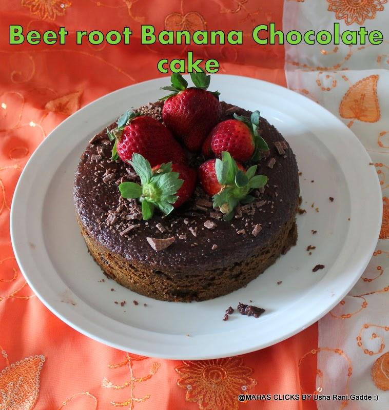 Beet Cake Recipe Healthy