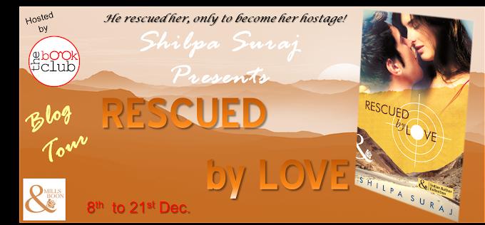 Rescued by Love  by  Shilpa Suraj