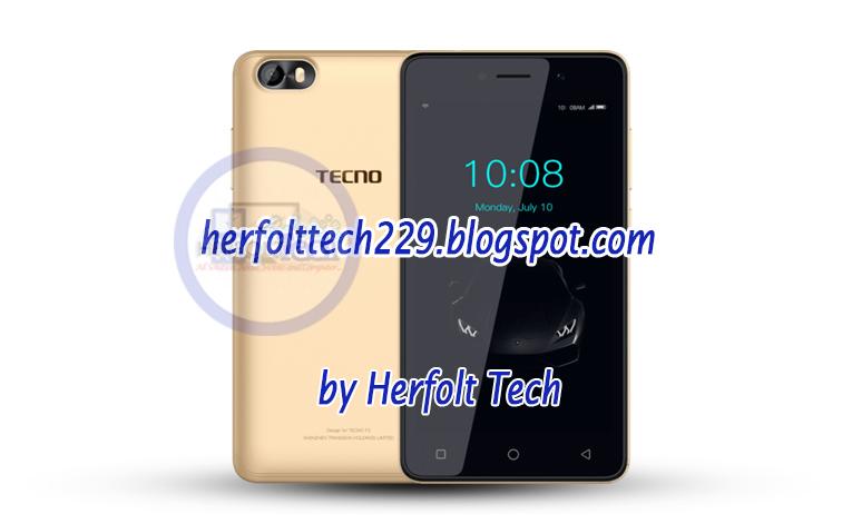 TECNO F1 FACTORY FIRMWARE - Herfolt Tech