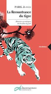 La remontrance du tigre de Park Ji-Won